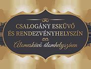 Csalogány Esküvő és Rendezvényhelyszín – Álomesküvő Álomhelyszínen Logo